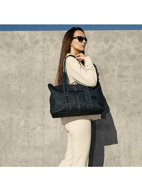 Secretcork Kate Blue schoudertas shopper