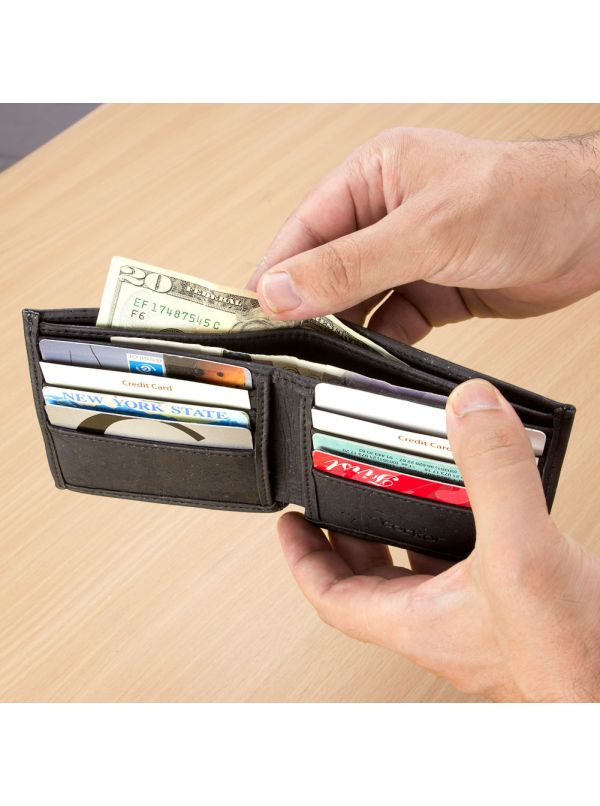 Corkor CK048P Wallet Black